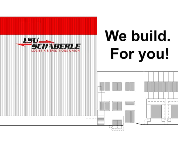 We Build. For You!