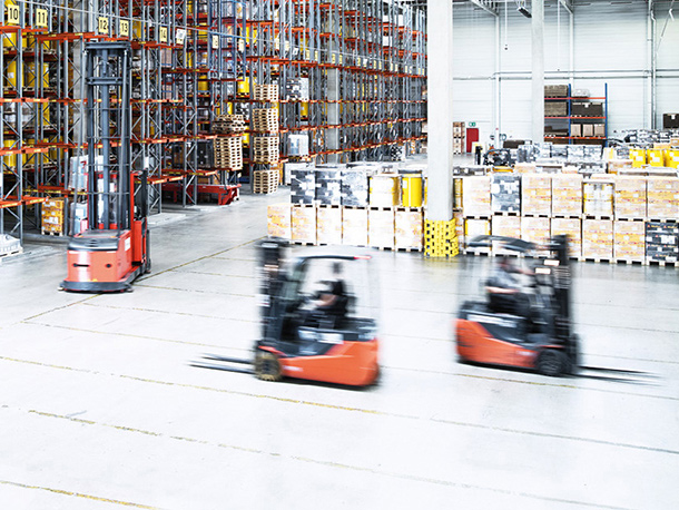 LSU Schäberle erhält als erster Logistikdienstleister eigene 5G-Lizenz