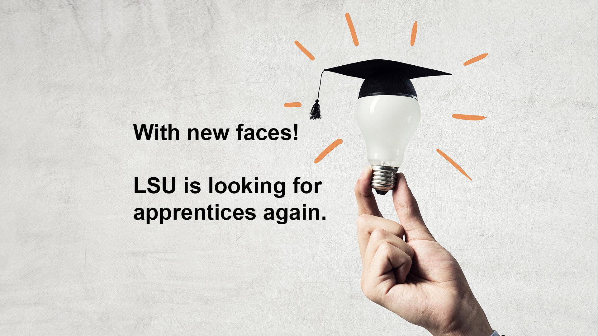 Apprenticeship Year 2021