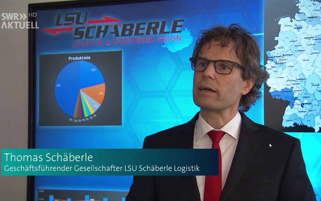 LSU informs about Brexit at SWR Aktuell